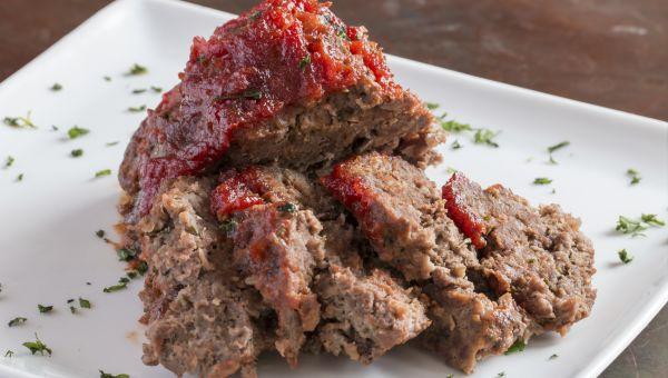 Meatloaf Makeover