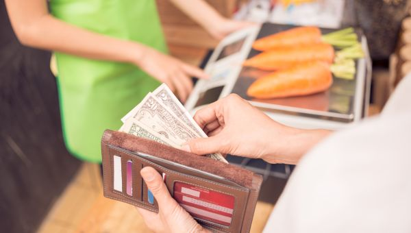 Eating Healthy on a Budget -- Pay Cash