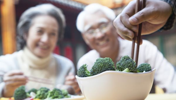 Go for Greens to Gain Brain Power