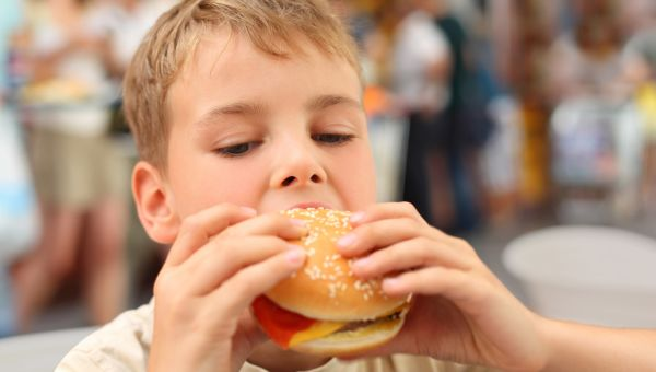 How to Keep Kids Away from Fast Food