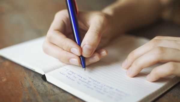 Journaling Your Diet Could Double Your Weight Loss