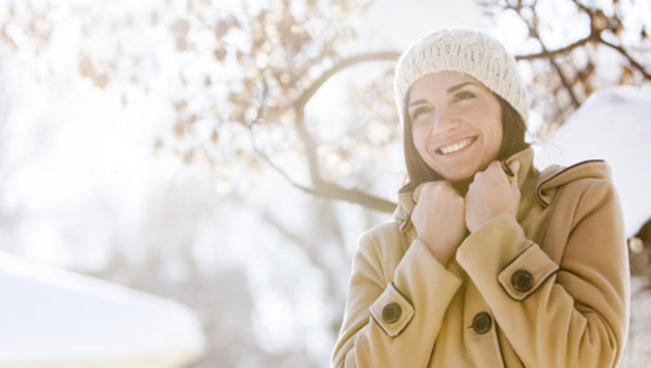 Winter Beauty Woes