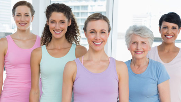 Find the Best Workout for Your Age
