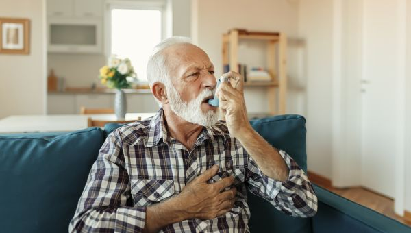 Having Asthma as an Older Adult