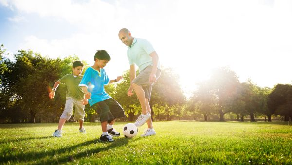 "The ""Rule of Three"" Can Keep Kids Healthier"