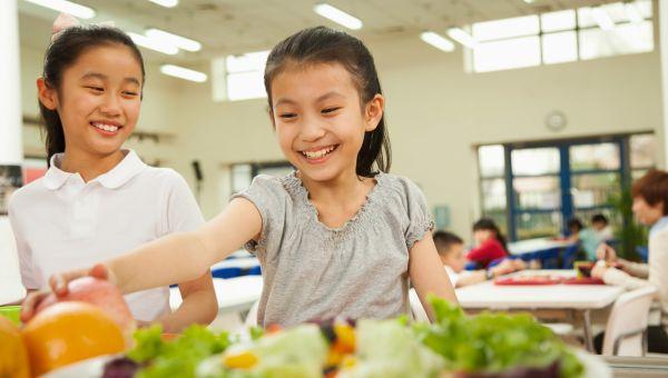 Well-Balanced Meals Help Create Well-Balanced Relationships