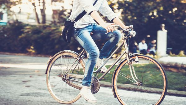 Benefits of Biking to Work