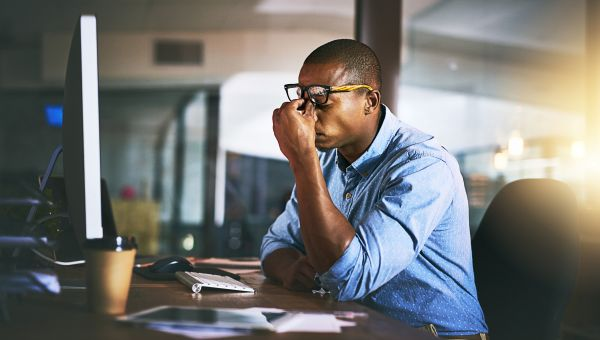 What to Do If Your Job Is Seriously Stressing You Out