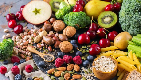 Lower Your Cholesterol with a Plant-Centered Diet