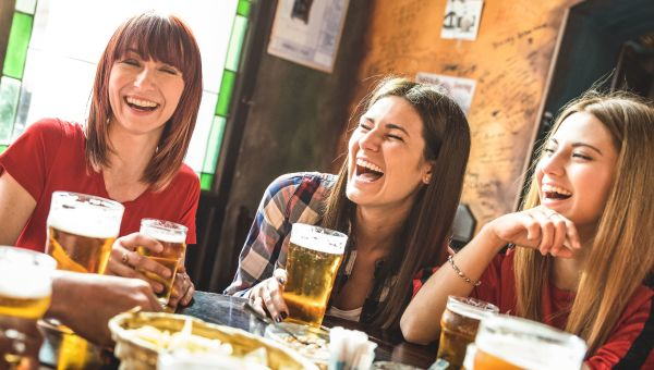 What Really Happens to Your Body When You Drink