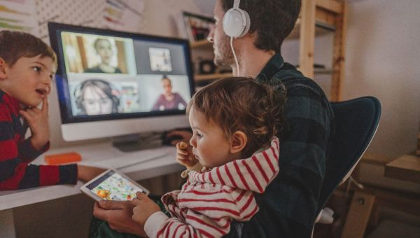 3 Challenges of Working From Home With Kids—And How to Solve Them
