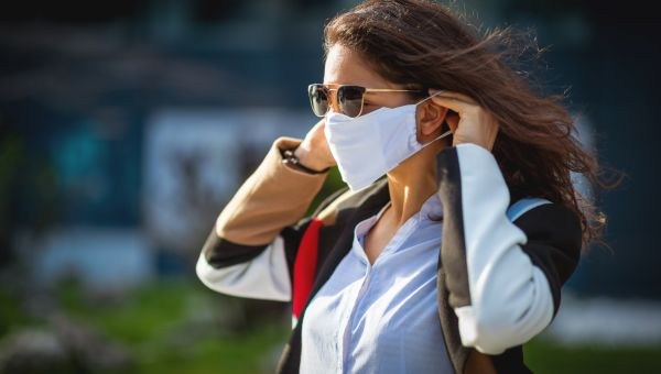CDC Says Wearing Two Masks Offers Even More Protection