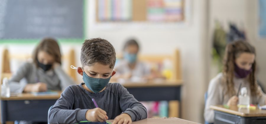 COVID Cases Among Kids Surge as School Year Begins