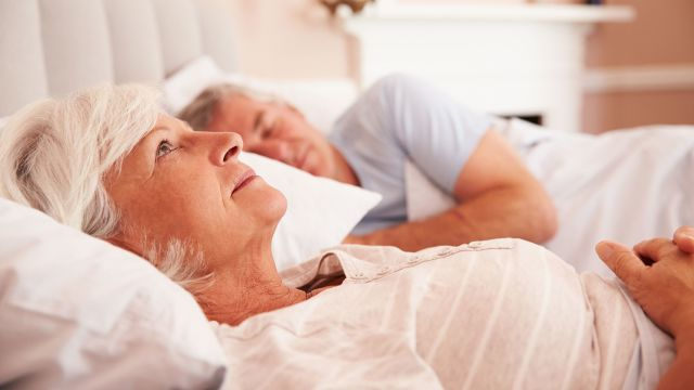 Sleep Problems Are Not Inevitable as You Age