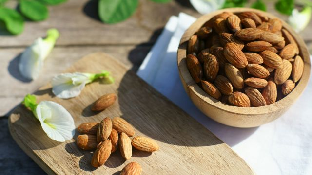 Almonds and Joy: Keys to a Long and Healthy Life