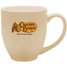 15oz Glossy Promotional Bistro Mug