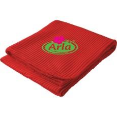 Ribbed Fleece Blanket