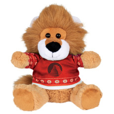 "Ugly Sweater 6"" Lion"