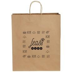 Kraft Paper Jumbo Bag