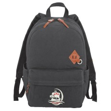 "Alternative Basic 15"" Cotton Computer Backpack"