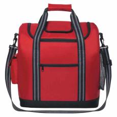 Imprintable Flip Flap Insulated Kooler Bag