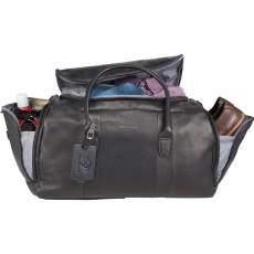 Kenneth Cole Reaction Columbian Leather Duffel