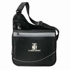 Personalized Incline Urban Messenger Bag