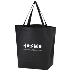Non-Woven Leather Look Tote Bag