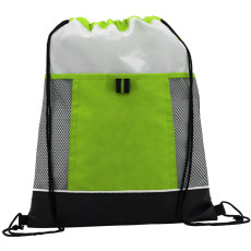 Custom Sports Drawstring Backpack
