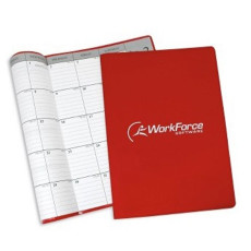 Promotional Academic Flexible Desk Planner