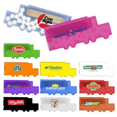 Customizable 18 Wheeler Pick N Mints