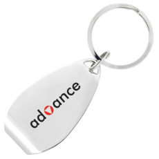 Customizable Apri Key Chain