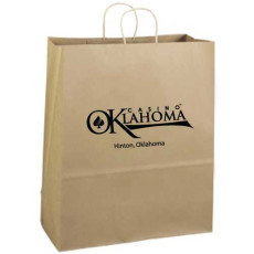 Logo Recycled Paper Bag