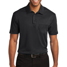 Port Authority Silk Touch Performance Pocket Polo (Apparel)