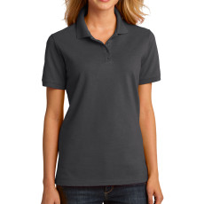 Port & Company Ladies Ring Spun Pique Polo (Apparel)