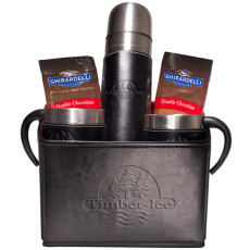 Logo Empire Thermos & Cups Ghirardelli Cocoa