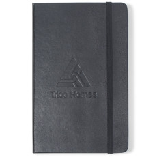 Moleskine Custom Printed Hard Cover Squared Large Notebook