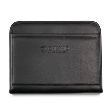 Monogrammed Partner Leather Tablet Stand E-Padfolio