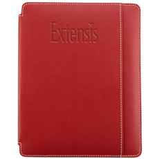 Monogrammed Slim Leather Case for iPAD