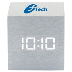 Modern Looking Cube Clock