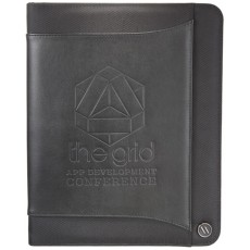Elleven Core Zippered Padfolio