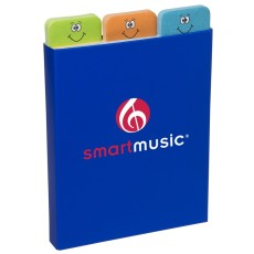 Emoti Three Message Sticky Pad Set