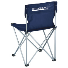 Printed Champion Folding Chair