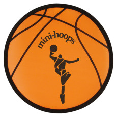 Printed Folding Flyer-Basketball