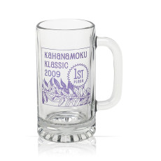 16 oz. Glass Beer Stein