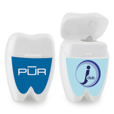 Printed Tooth Shaped Dental Floss