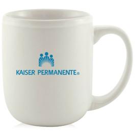16oz Modelo Printed Matte Ceramic Mug