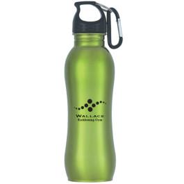 25 Oz. Stainless Steel Grip Bottle