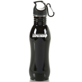 Custom 25 oz Curved Sports Bottle