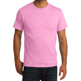 Port & Company Essential 100% Organic Ring Spun Cotton T-Shirt